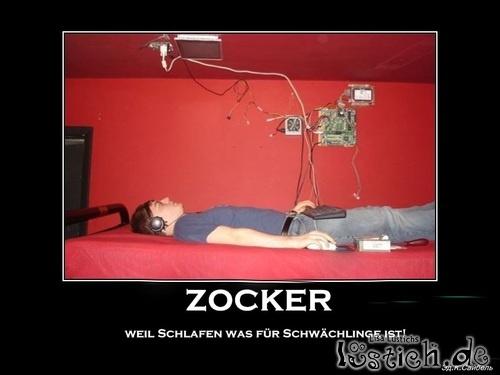 Zocker Witze