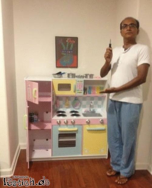 meine erste selbstgebaute k che bild. Black Bedroom Furniture Sets. Home Design Ideas