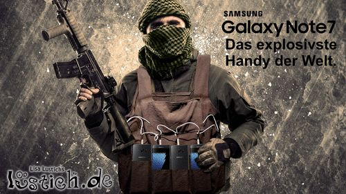 Das beliebste Smartphone der Terroristen...