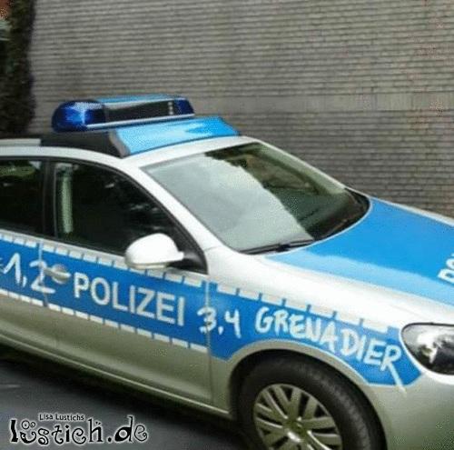 Ohrwurmpolizei