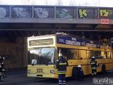 Bus-Unfall