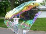 Große Seifenblase