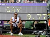 Tyson Gay - Weltrekord