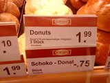 Donat oder Donuts