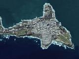 Delphin-Insel