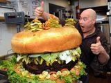 Der ultimative XXL-Burger