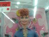 Unheimliche Puppe