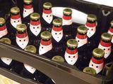 Nachdenkliches Bier