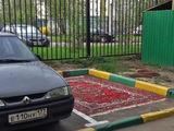 Teppich parken