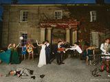Die ganze Hochzeit