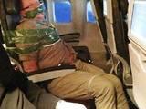 Nerviger Passagier