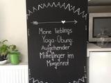 Yoga-Übung des Tages