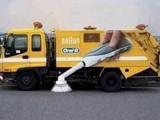 Saubere Werbung