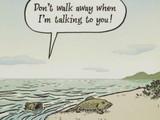 Evolution-Cartoon