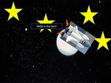 Werbung der NASA