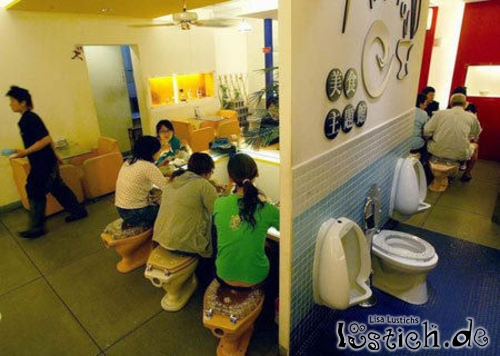 Toiletten Restaurant