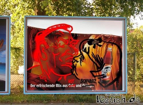 Rot küsst Schwarz