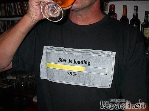 Bier  is  loading