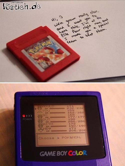 Pokémon Dating
