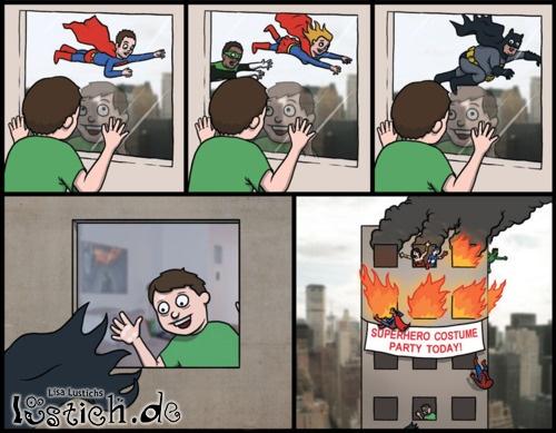Superhelden?