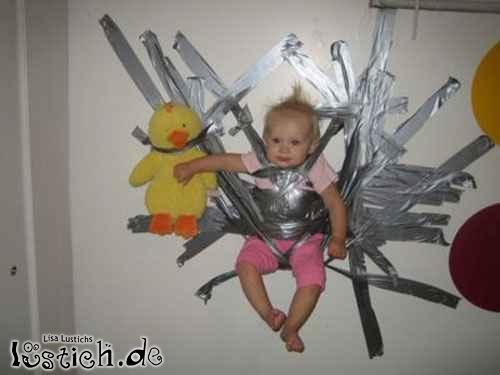 Babyhalterung