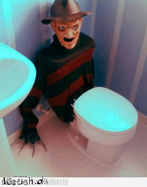 Freddie Toilette