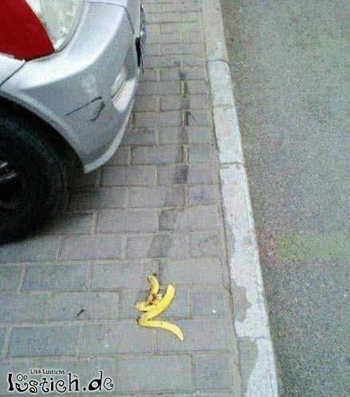 Bananen-Trick