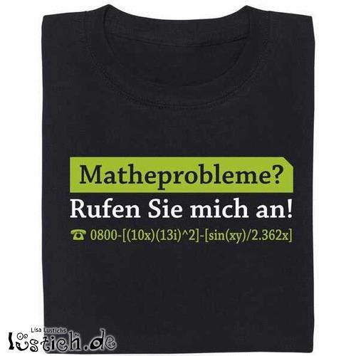 Matheprobleme?