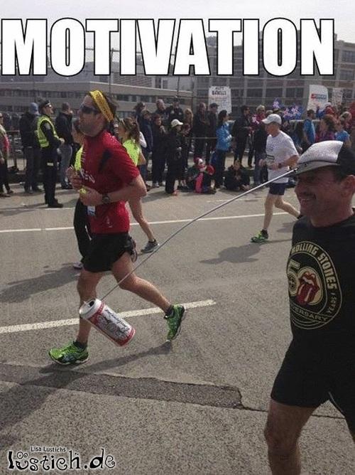 Motivation ist alles
