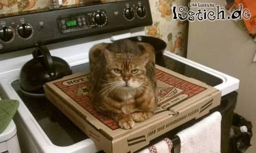 Meine Pizza