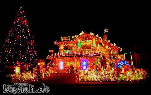 Weihnachtsbeleuchtung 2.0