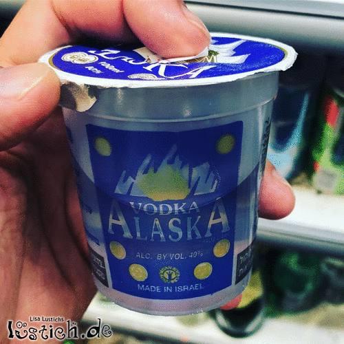 Vodka-Yoghurt