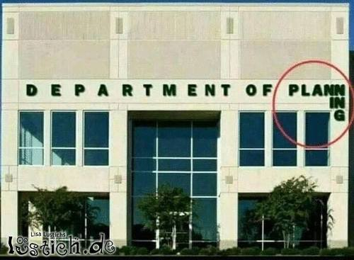 Department of Planning