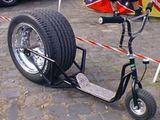 Der neue Roller