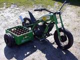 Motorrad Seitenwagen