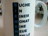 Siemens Kaffeebecher