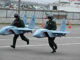 Millitärflugzeuge