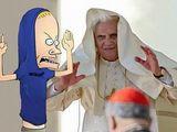 Beavis und der Papst