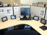 Fotos im Büro
