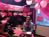 Rosa Geburtstag