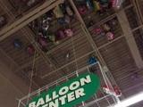 Luftballonkäfig