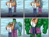 Sich mit Hulk anlegen