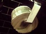 Bill Gates Toilettenpapier