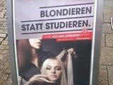 Blondieren