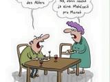 Essen im Alter