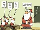 Weihnachtsmannschule