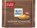 Wiener-Schnitzel als Schoki