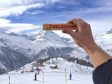 Toblerone-Berg