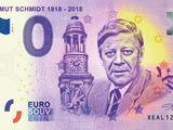 0 Euro Banknote