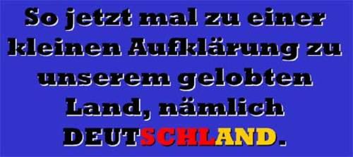 Aufklärung Deutschland